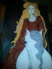 Rhiannon Queen of Dyfed